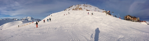 The slope at L'Olympique - my nemesis...